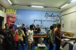 Stand PPNS saat ITS Expo 2012